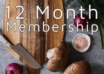 Nourish Appalachia Membership (12 Month)