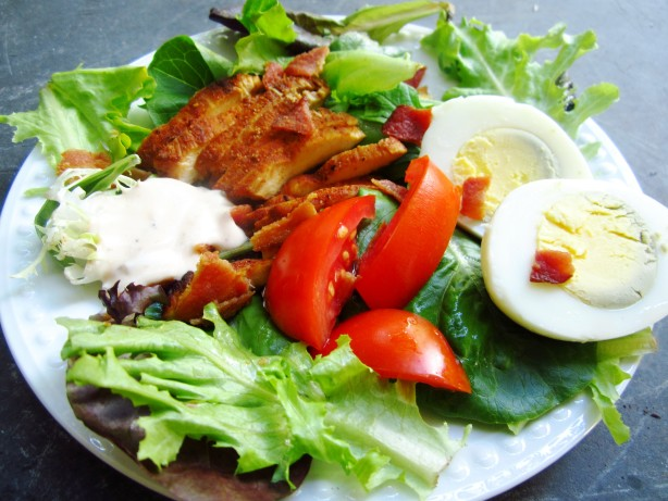 Quick and Easy BLT Chicken Salad