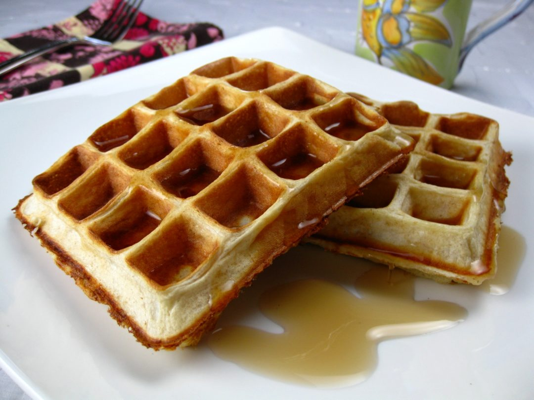Protein Waffles (or Pancakes)